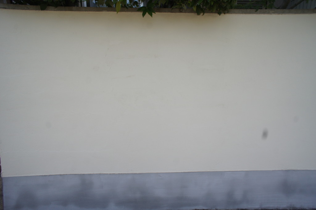 外壁 ジョリパット施工 玄関ドア塗装