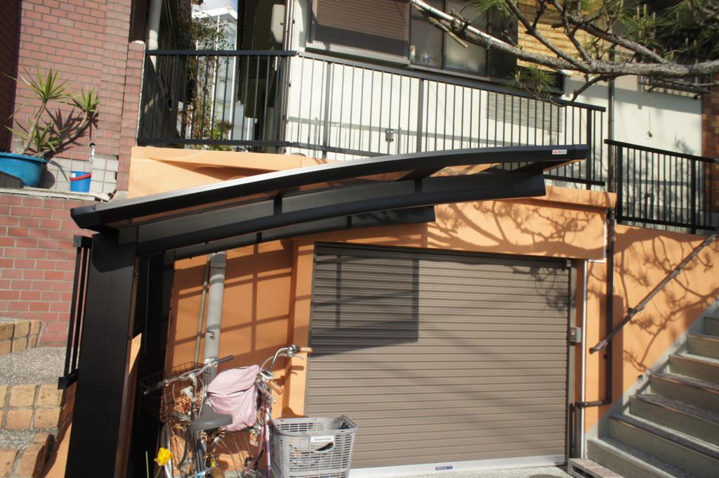 外壁リフォーム (四国化成・パレットクリーム施工)