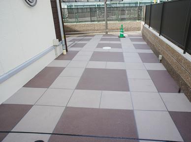 装飾性仕上舗装材施工 ~8,000円/m²