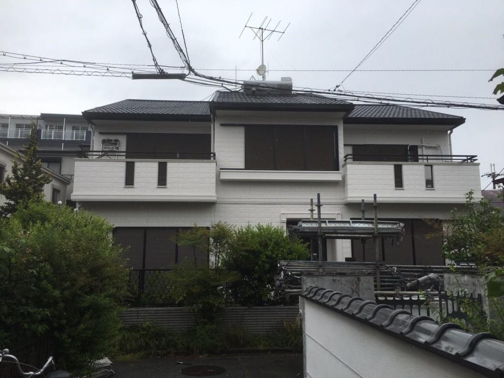 外壁リフォーム(外壁全体・雨戸屋根含む)