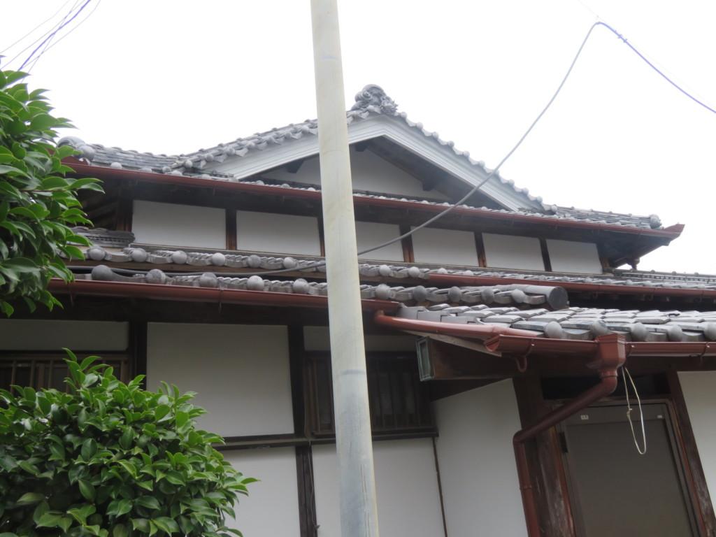 外壁リフォーム(水性セラミシリコン施工)