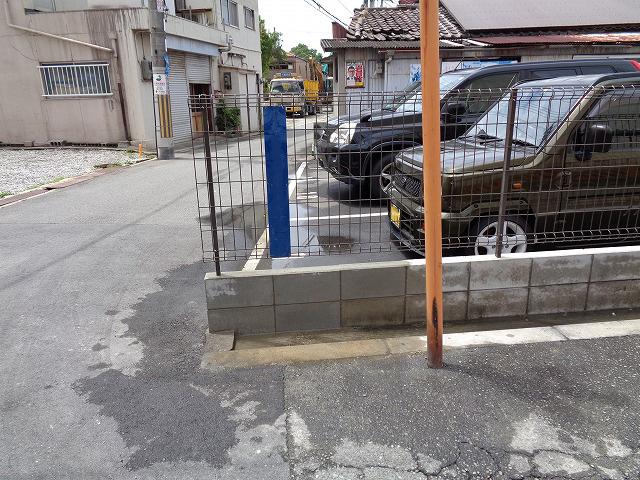 ブロック・フェンス取替工事